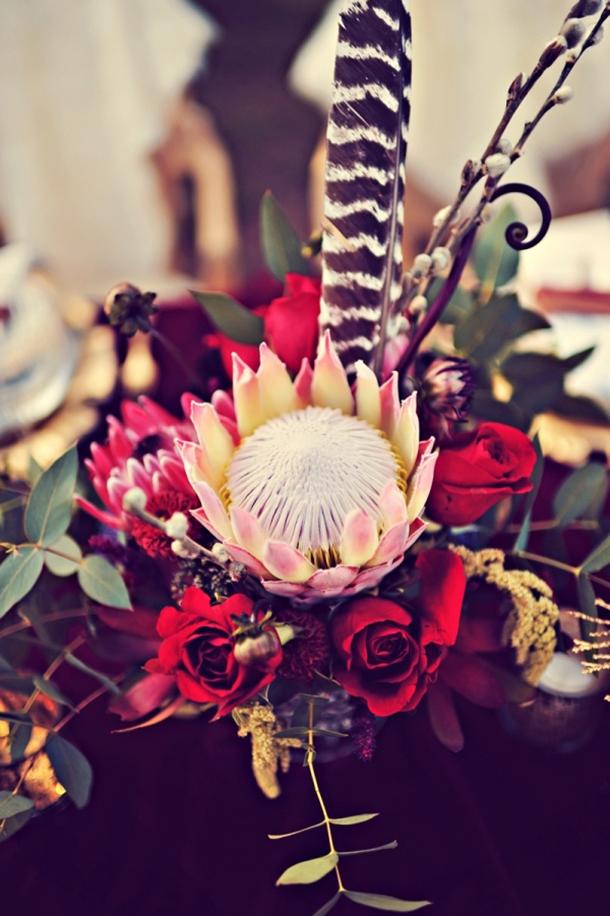 bohemsk blomst