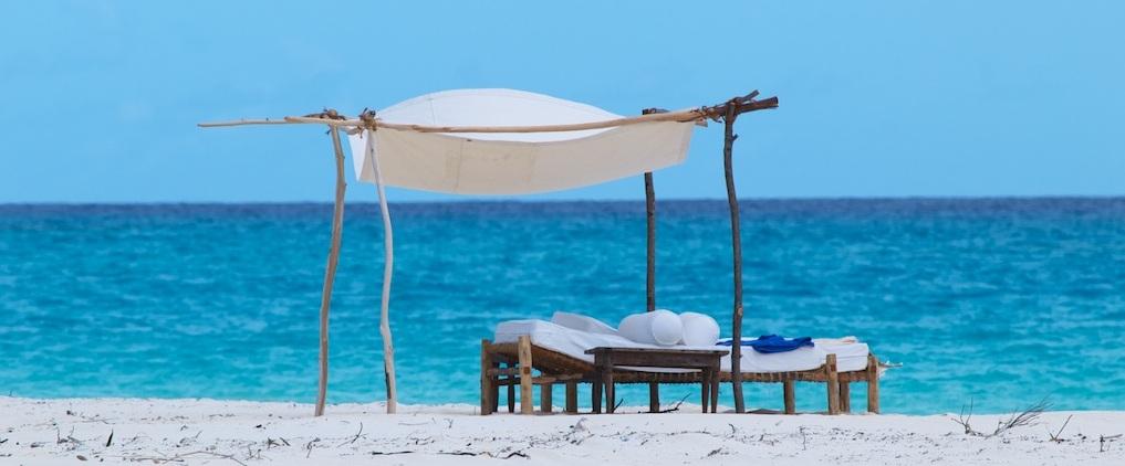 Bryllupsreise Maldivene
