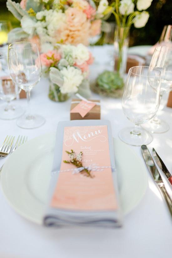 rosa bryllups blomster