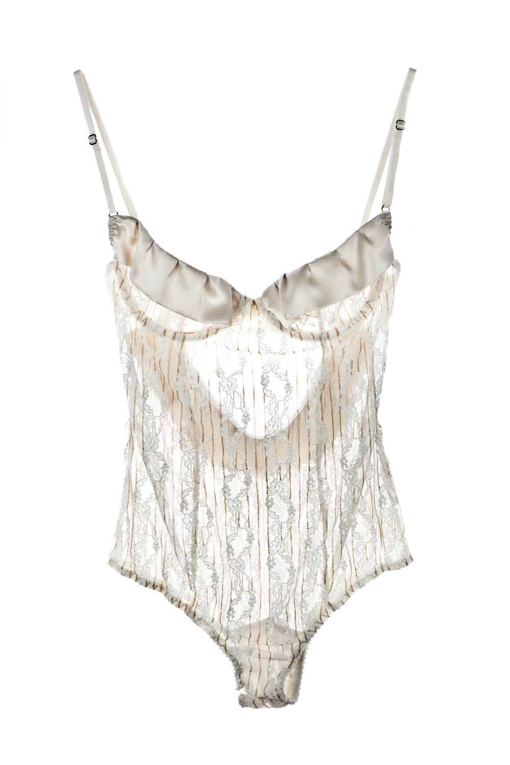 ell and cee underwire bodysuit