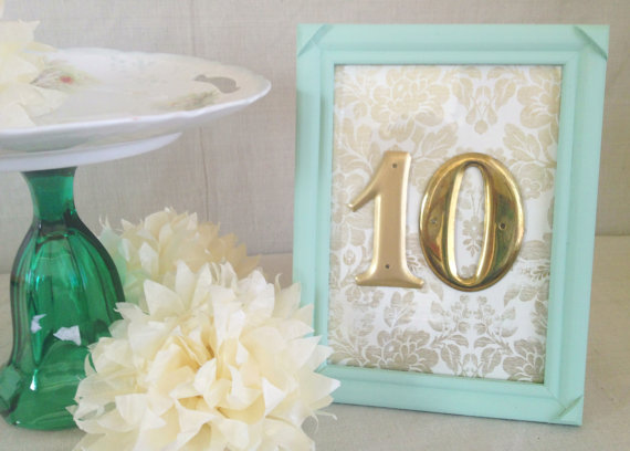 teal-reception-table-numbers