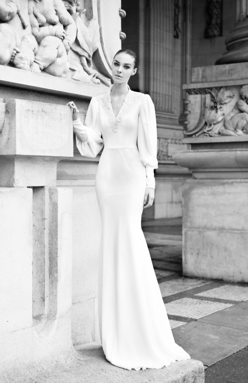 517097fe Enkle brudekjoler | Brudeblogg