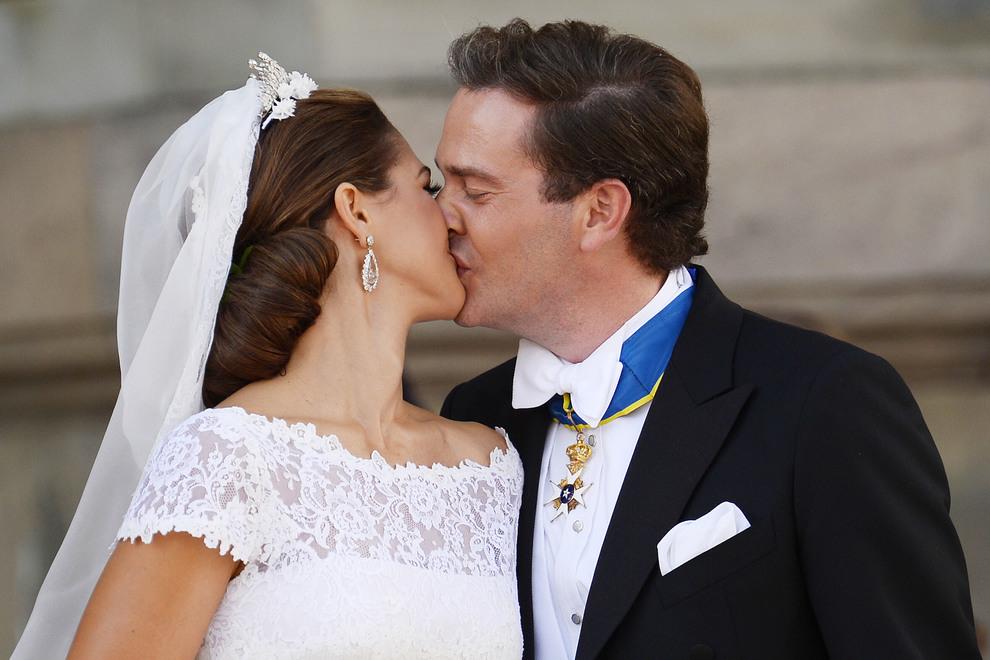 Prinsesse Madeleines brudekjole