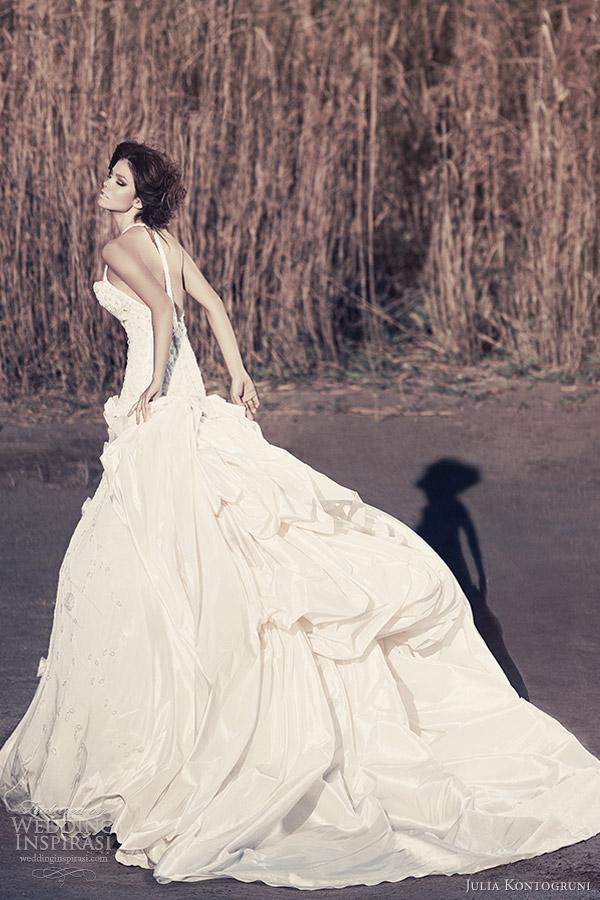 brudekjole prinsesse