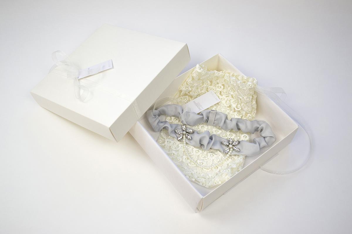 strømpebånd bryllup