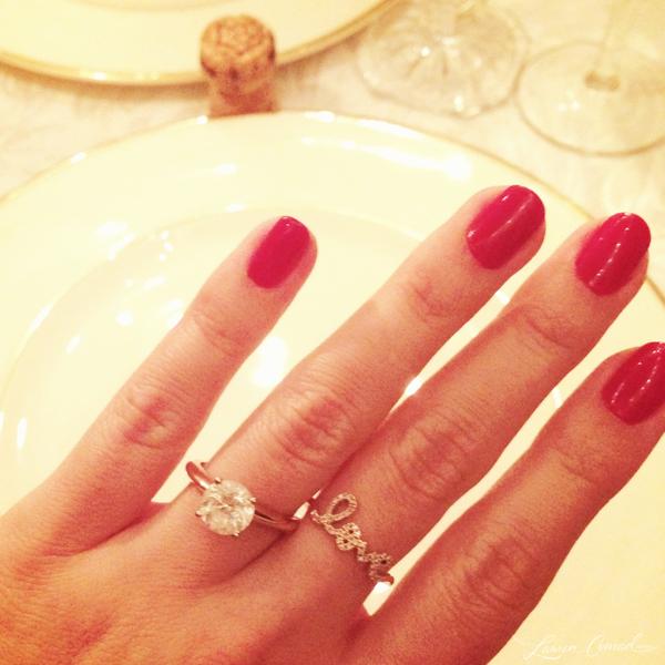 Lauren-Conrad-forlovet-forlovelsesring-kjendisbryllup
